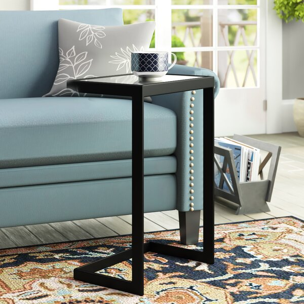 Bonaccord Cantilever End Table By Latitude Run
