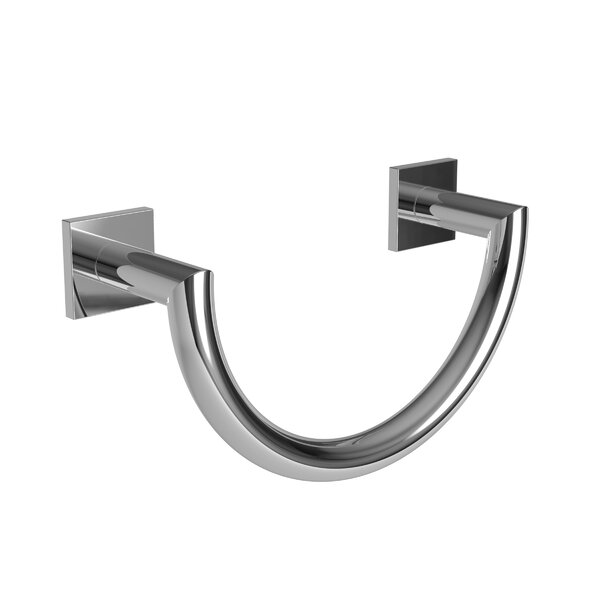 Dyad Towel Ring by Ginger