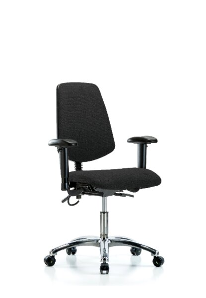 Arlene Desk Height Ergonomic Office Chair by Symple Stuff