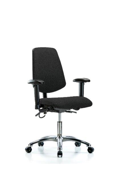 Arlene Desk Height Ergonomic Office Chair by Symple Stuff