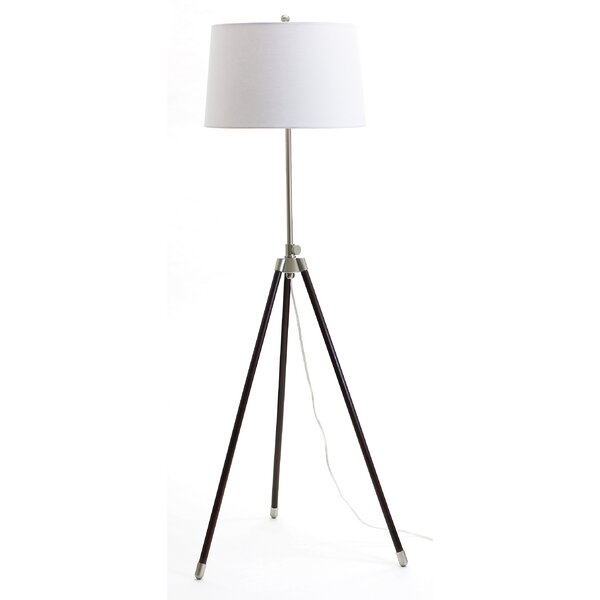 "House Of Troy 60"" Tripod Floor Lamp & Reviews by House Of Troy"