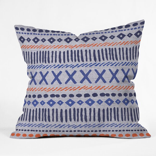 Lisa Argyropoulos Helena Throw Pillow by East Urban Home