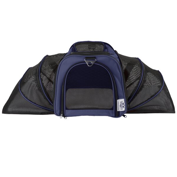 Airline Compliant Expandable Pet Carrier by Petmaker
