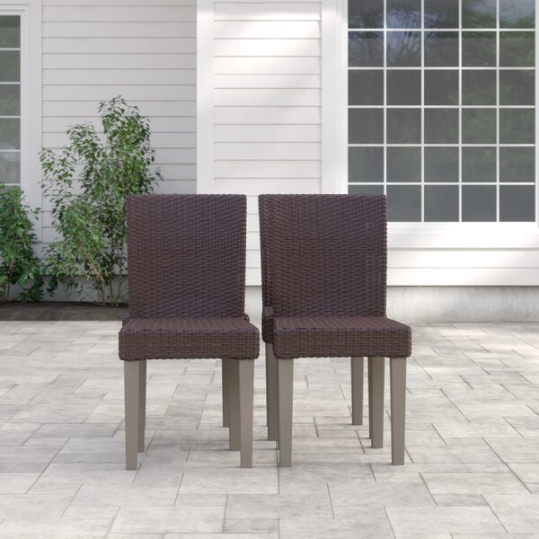 Fernando Patio Dining Chair (Set of 4) by Sol 72 Outdoor Sol 72 Outdoor