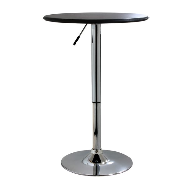 Herdon Adjustable Pub Table by Ebern Designs