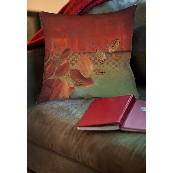 Groveland 1 Printed Throw Pillow by Latitude Run
