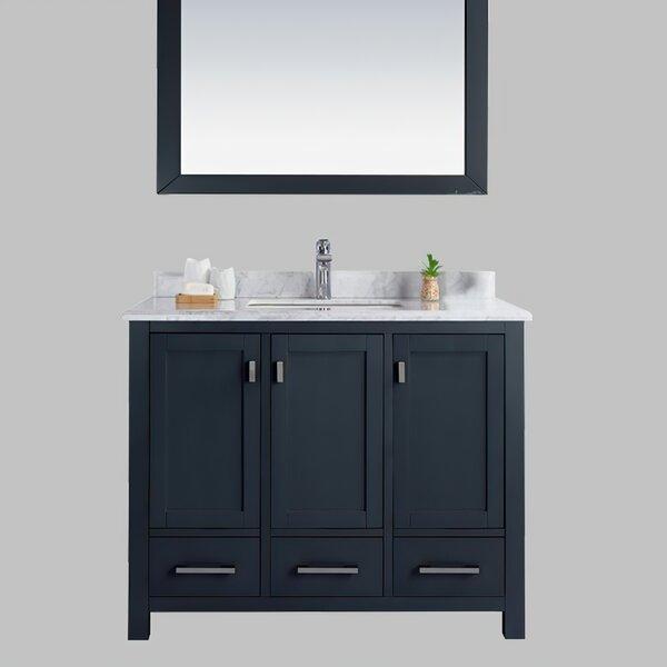 Aiyannah 42 Single Bathroom Vanity Set