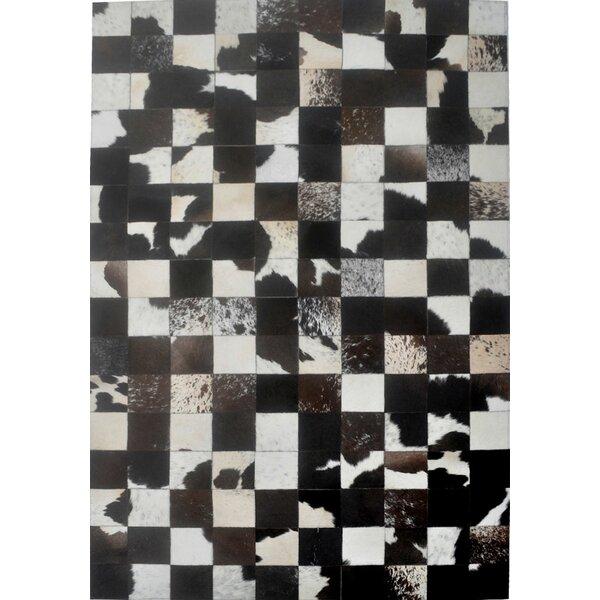 Black Area Rug by Modern Rugs