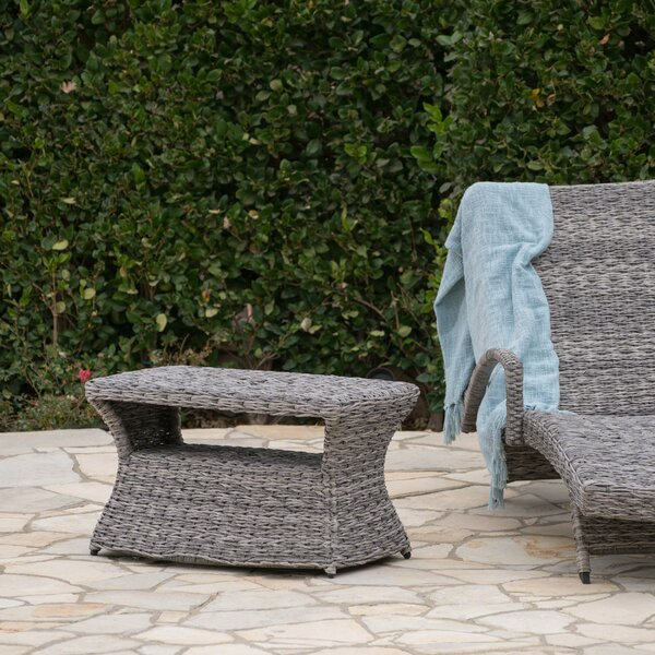 Hinkson Side Table by Highland Dunes