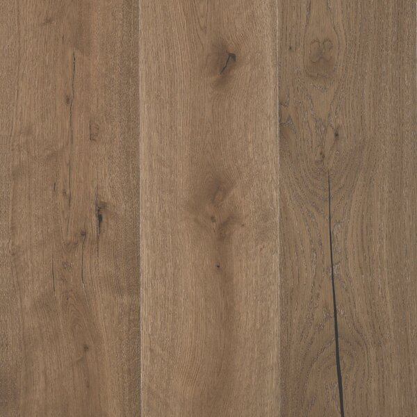 Arbordale Random Width Engineered Oak Hardwood Flooring in Caramel by Mohawk Flooring