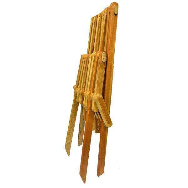 Edge Folding Chair by Nicahome LLC
