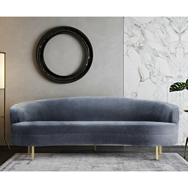 Excellent Quality Hewitt Sofa by Willa Arlo Interiors by Willa Arlo Interiors