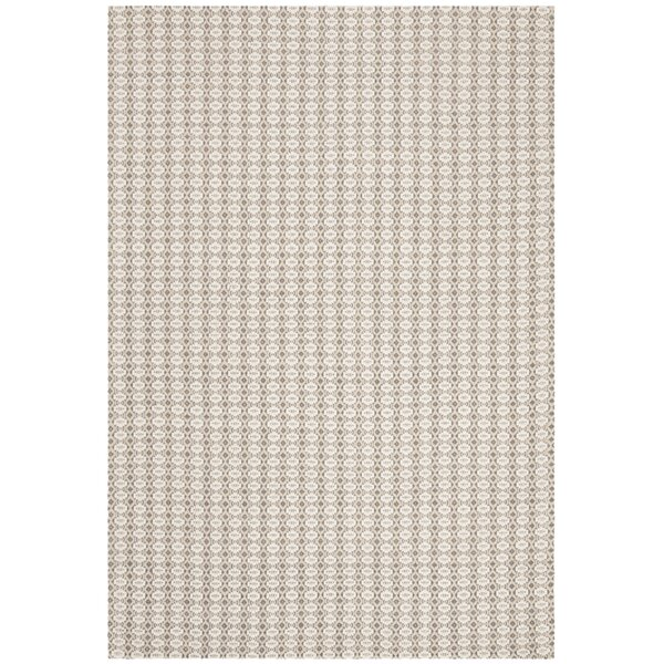 Cherif Hand Tufted Rectangle Gray Solid Area Rug by 17 Stories