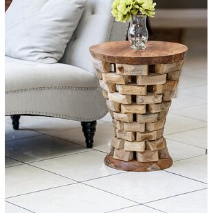 Habibi Puzzled End Table ByGarden Age