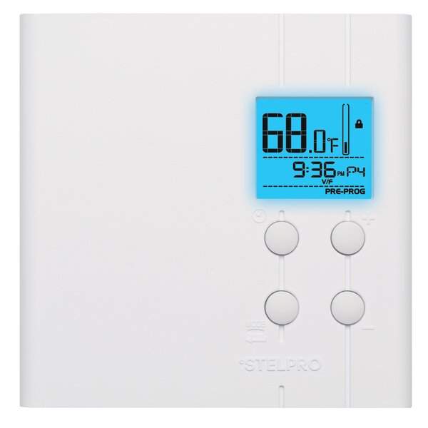 StelPro 4000W Programable Thermostat By StelPro