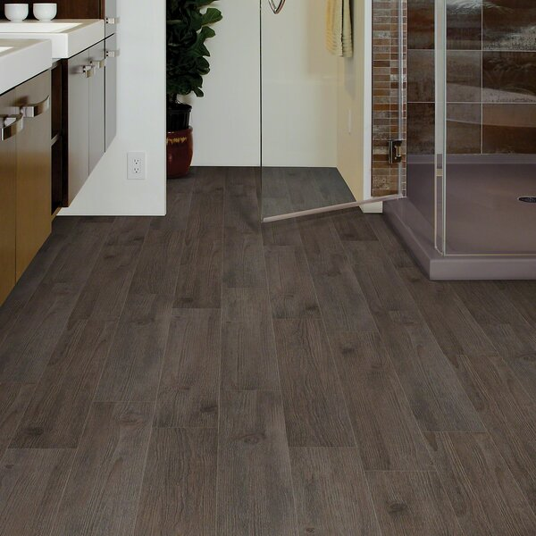 Retreat Click 6 x 48 x 3.2mm Luxury Vinyl Plank in Mesmerize by Shaw Floors