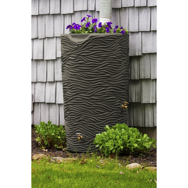 Impressions 65 Gallon Rain Barrel by Good Ideas