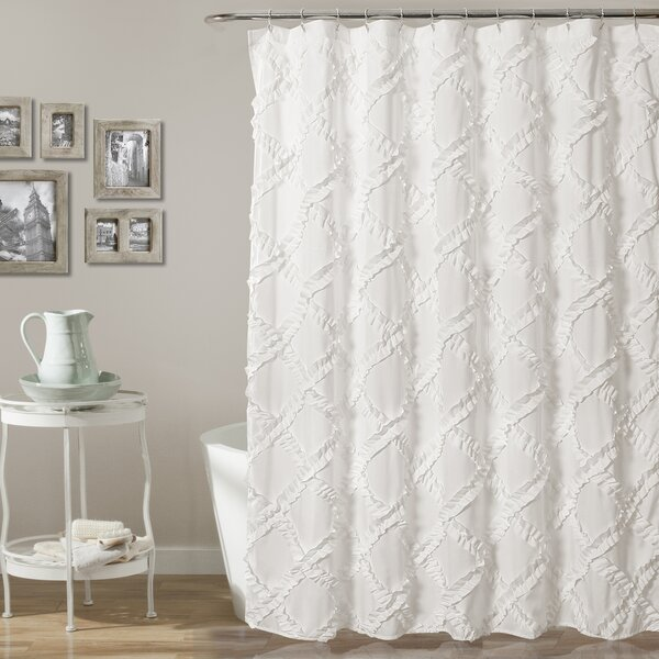 Ornellas Shower Curtain By Lark Manor.