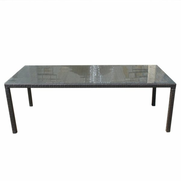 Malmesbury Patio Table by Highland Dunes