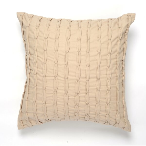 Knot Cotton Pillow Cover by Darzzi