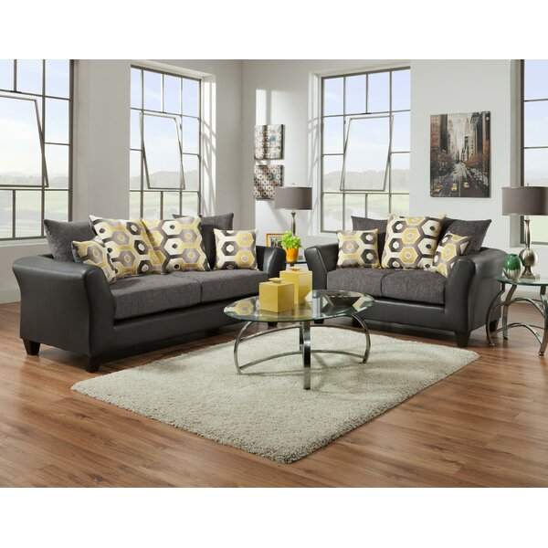 Middleton 2 Piece Living Room Set by Latitude Run