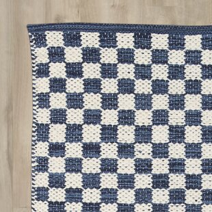 Inexpensive Paltrow Blue/White Area Rug By Mercer41