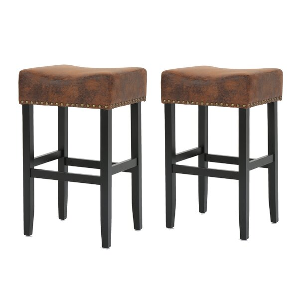 Lafountain 30 Bar Stool (Set of 2) by Darby Home Co