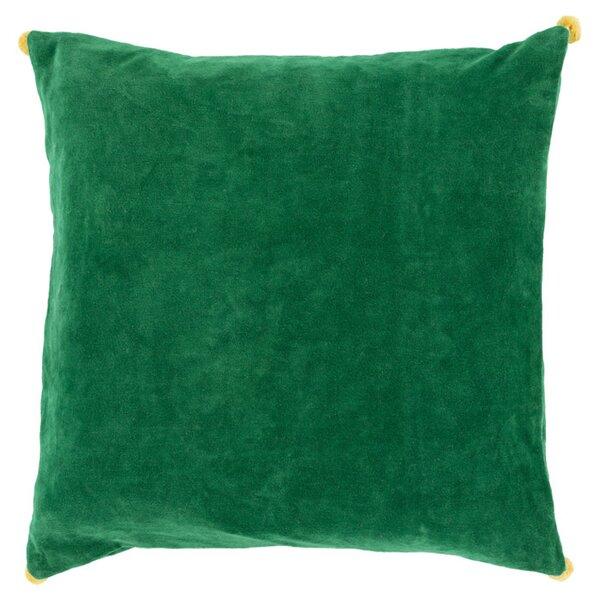 Kora Velvet Pillow Cover by Surya