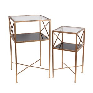 Shea 2 Piece Tables by Wil..