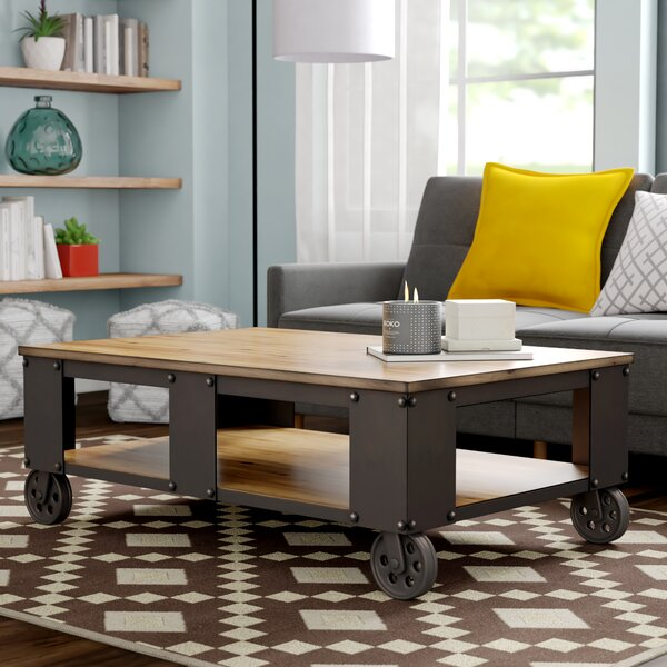 Cahto Coffee Table by Trent Austin Design