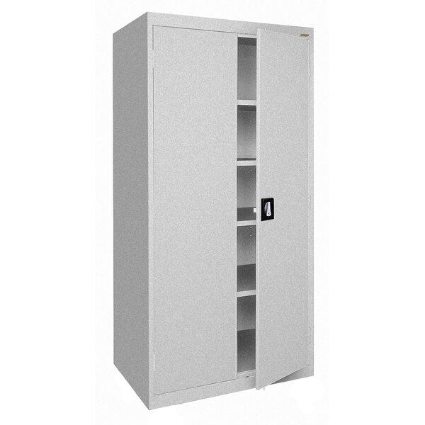 2 Door Storage Cabinet by Sandusky Cabinets