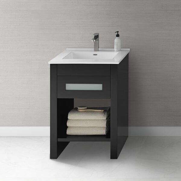 Kendra 24 Single Bathroom Vanity Set by Ronbow