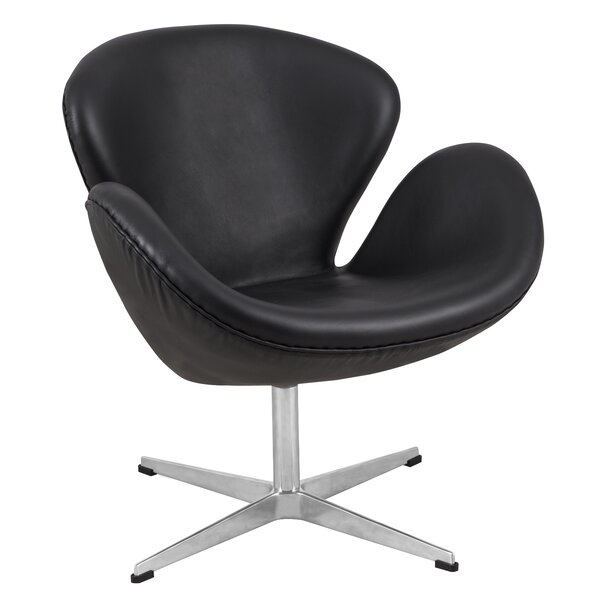 Elberta Swivel Armchair by Ivy Bronx