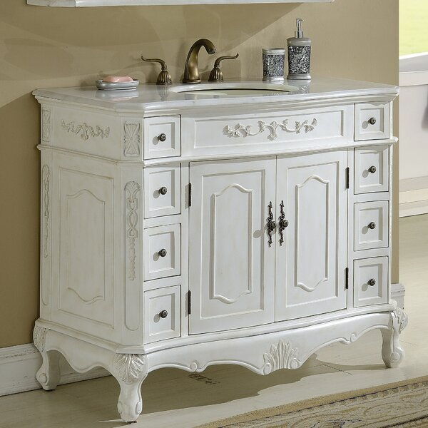 Mangold 42 Single Bathroom Vanity by Astoria Grand