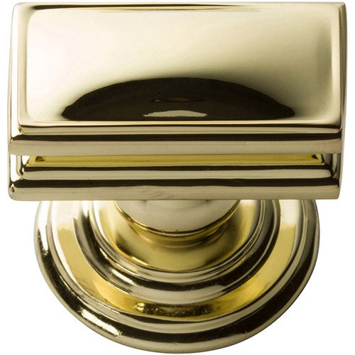Campaign Rectangle Bar Knob by Atlas Homewares