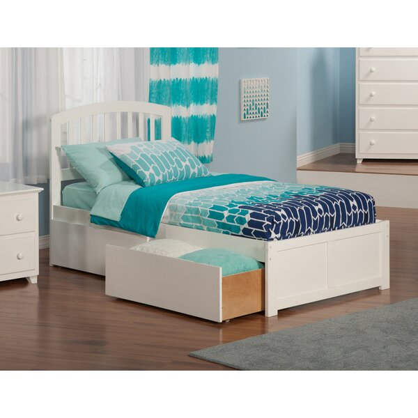 Timmy Extra Long Twin Bed with Drawers by Viv + Rae