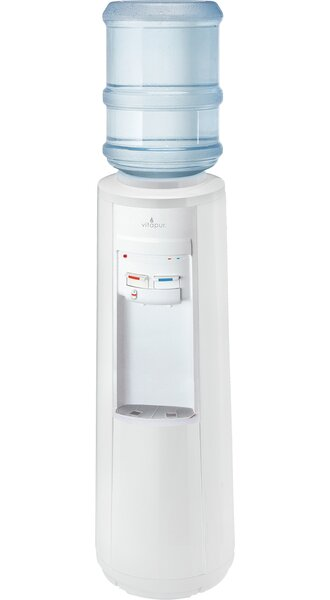 Free-Standing Hot and Cold Electric Water Cooler by vitapur