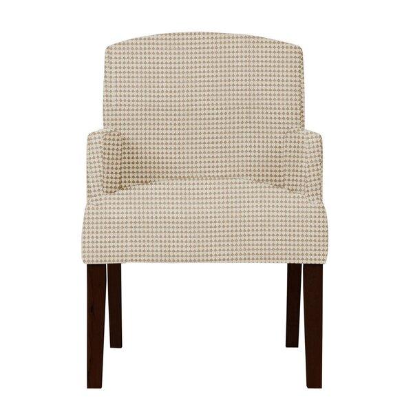 Arturo Caro Arm Chair by Langley Street