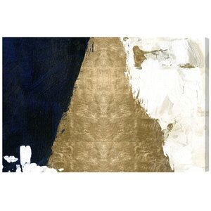 'Night and Day' Graphic Art on Wrapped Canvas by Willa Arlo Interiors