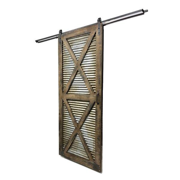 Solid Wood Room Dividers Slab Interior Barn Door b