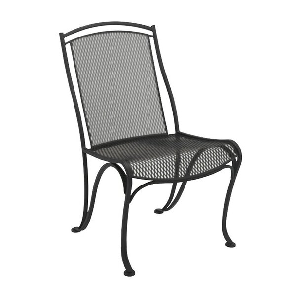 Modesto Patio Dining Chair by Woodard
