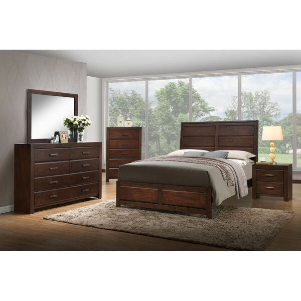 Pasha 5 Drawer Chest by Darby Home Co