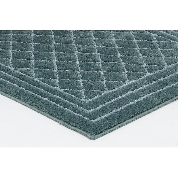 Northledge Denim Blue Area Rug by Darby Home Co