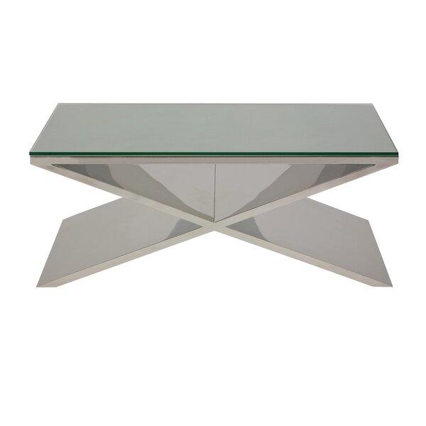 Matteo Coffee Table by Orren Ellis