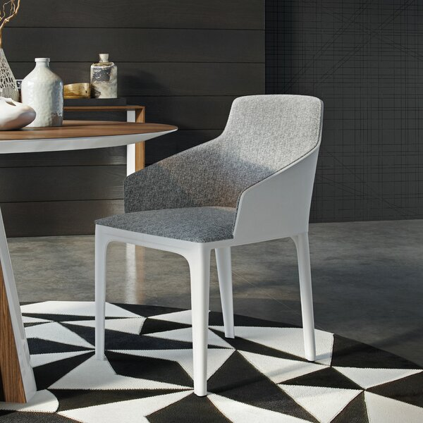 Oxford Dining Chair by Modloft Black