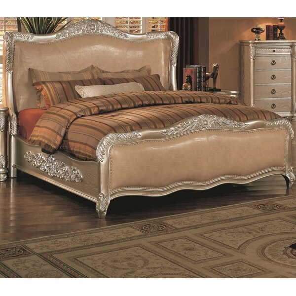Alvares Upholstered Bed by Astoria Grand