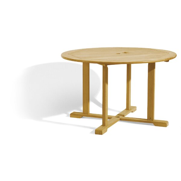 Ora Manufactured Wood Dining Table By Millwood Pines