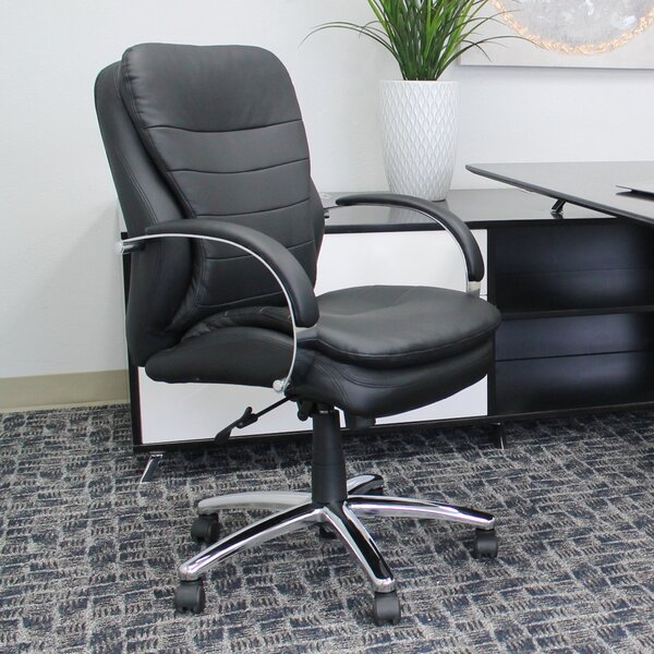 Deluxe Executive Chair by Boss Office Products