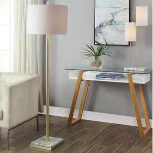 Best Reviews Noren Metal 61 Floor Lamp By Brayden Studio