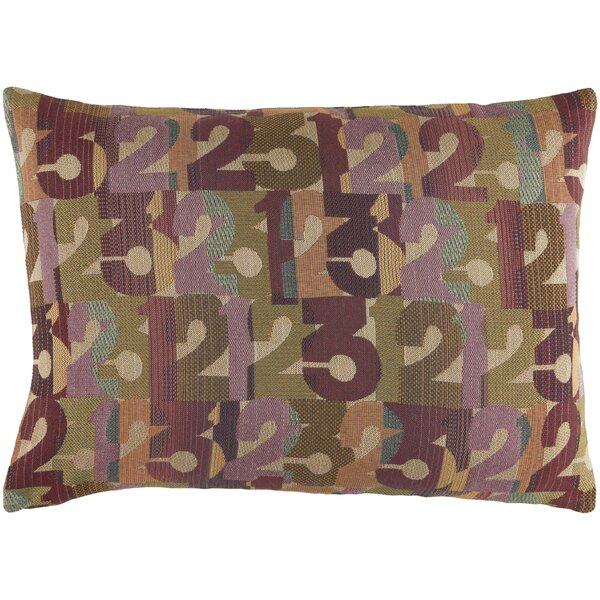 Latson Lumbar Pillow Cover by Andover Mills